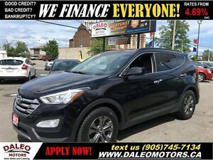 2013 Hyundai Santa Fe Sport AWD 2.4L HEATED SEATS