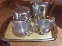 PICQUOT WARE TEA/COFFEE SET