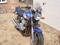Yamaha XJR 1300SP 2001