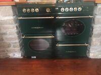 Creda colonial range cooker, dual fuel