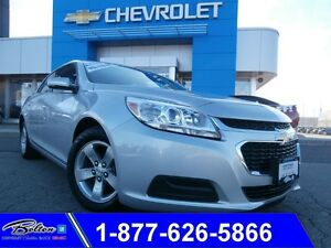 2016 Chevrolet Malibu LT - Bluetooth & Accident Free