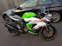 Kawasaki ZX6R with ABS 2015 (636cc) - FSH, Immaculate, Low Miles