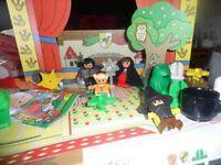 Lego Puppet theatre play set