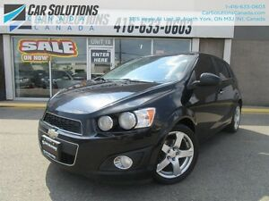 2012 Chevrolet Sonic LT - Automatic / Sunroof