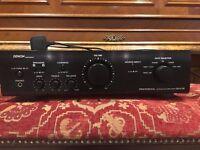 Integrated Amplifier, Denon, DN-A100