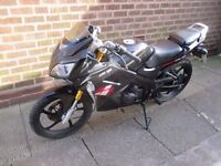lexmoto xtrs 125 great running bike 2013