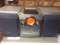 Sony stereo / cd player