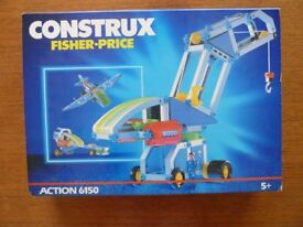 Fisher Price Construx Action 6150