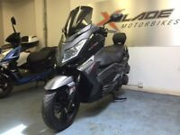 Neco Alex One 125cc Automatic Maxi Scooter, 1 Owner, V Good Condition, ** Finance Available **
