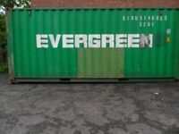 SHIPPING CONTAINER TO LET IN WOLVERHAMPTON
