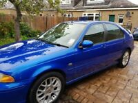 2003 MG ZS Diesel 115+ for Sale (a definite must see)
