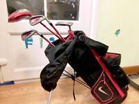 Nike junior golf clubs SIZE 1
