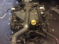 Renault kangoo 1.5 dci engine 2012 £650