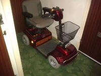 Mobility scooter. As new hardly used