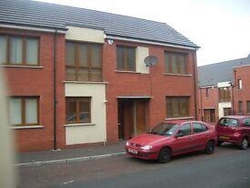 Modern 3 bed End Terrace House, East Belfast