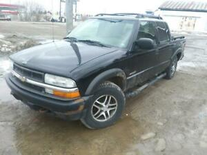 2002 Chevrolet S10 just in for parts @ PICnSAVE Woodstock ws4539