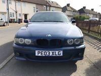 BMW 5 Series 2.5 525i M Sport