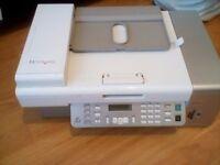 Lexmark Fax, Printer etc