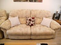 THREE PIECE SUITE (QUICK SALE NEEDED - WILL CONSIDER SENSIBLE OFFERS)