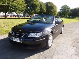 Saab 9-3 Linear Convertible - Anniversary Edition