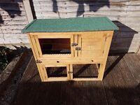 Guinea-pig small rabbit hutch