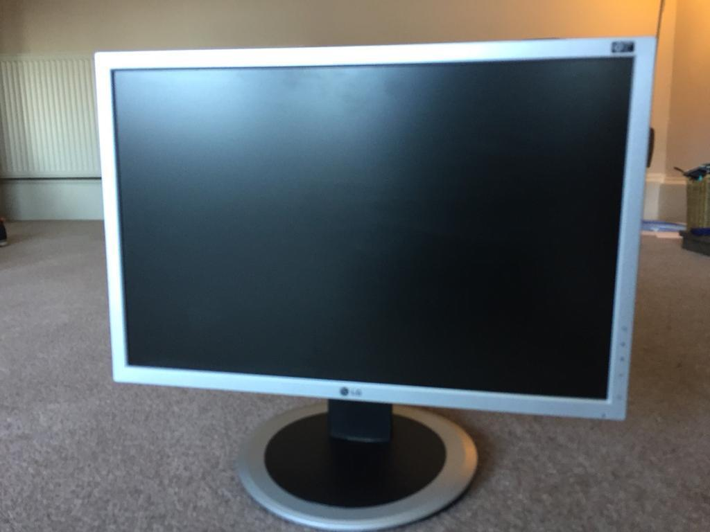 20inch widescreen monitor
