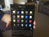 Blackberry Passport 32GB limited Edition never used