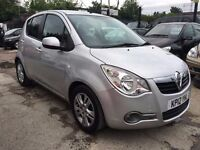 Vauxhall Agila 1.2 i ecoFLEX 16v SE 5dr (a/c) FREE 12 MONTH WARRANTY, NEW MOT, FINANCE AVAILABLE