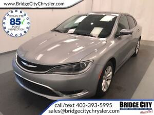 2015 Chrysler 200 Limited- Heated Seats, Bluetooth