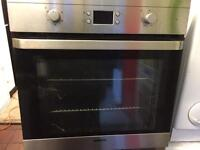 Beko electric oven integrated