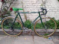 Vintage Dawes fox Racer bike
