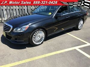 2014 Mercedes-Benz E-Class 250 BlueTEC, Navigation, Leather, AWD