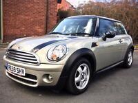 Mini, HATCHBACK, Hatchback, 2009, Manual, 1560 (cc), 3 doors