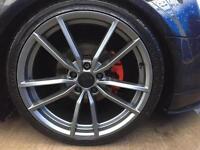 19 inch pretoria alloys (5x112,golf r,audi,volkswagen,seat,swap/px)