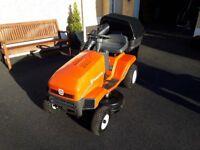 Price reduced £725 Husqvarna ride on lawnmower mower
