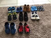 Boys footwear bundle
