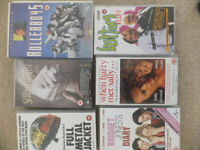 Video Tapes 20 of FREE fo Collection