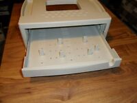 PC Monitor Stand with paper drawer, robust & strong and in very good condition.