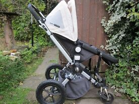 Bugaboo Camillion -Good condition. Includes a large suitcase full of hardly used accessories