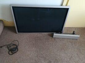 """Panasonic 46"""" tv/monitor"""