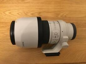 Sony E Mount lens SEL70200G full frame 70-200mm G Lens