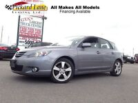 2005 Mazda MAZDA3 Sport GS!!!   CERTIFIED AND E TESTED!!!