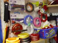 Drachen, Lenkdrachen , Ersatzteile, Stangen, Kinderdrachen Neu