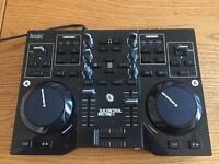 Hercules deejay, DJ controller for PC or MAC