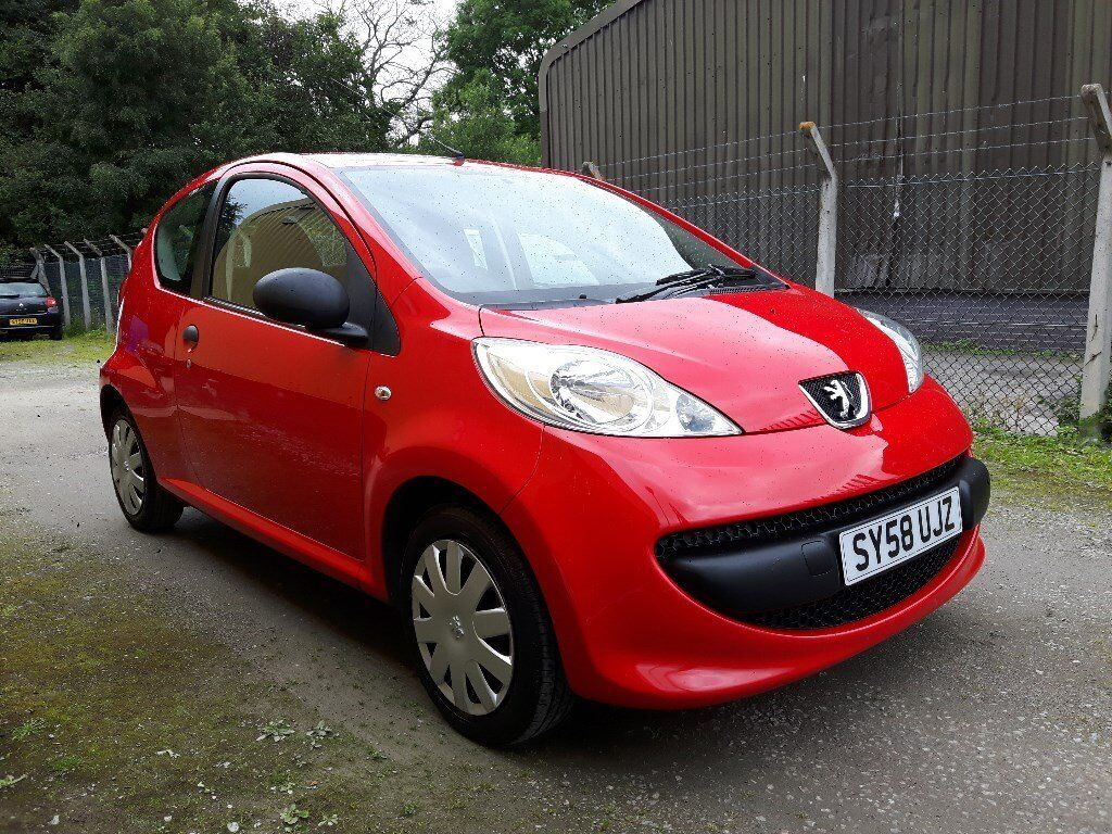 2008 peugeot 107 kiss 1 0 road tax only 20 new mot just serviced in inverness highland. Black Bedroom Furniture Sets. Home Design Ideas