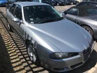 2005 ALFA ROMEO 156. Special G. Superb. Mot. Tax. Warranty