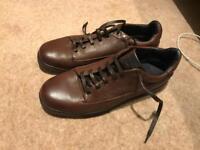 Ermenegildo Zegna Manhattan Leather Shoes