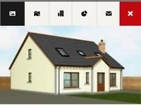 House for rent in cloughey