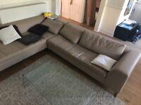 Used Dwell corner Sofa for free