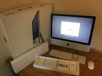 "Apple iMac (mid 2007) - 20"", 2.4 GHz, 750GB HDD, 4GB RAM, 256MB Graphics"